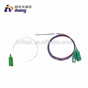 China Supplier Fiber Optic 3 Ports Circulator