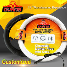Heat-001 Customized best heated steering wheel cover