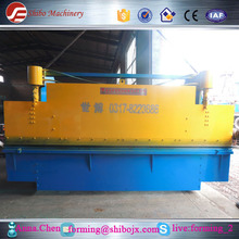 SHIBO Color roof tile steel plate bending forming machine