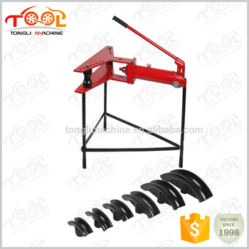 Portable Tube Bender, Manual Hydraulic Pipe Bender,Manual Used Hydraulic Pipe Bender For Sale