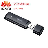 DHL free wholesale Huawei E1750 WCDMA 3G Wireless Network Card USB Modem dongle Adapter