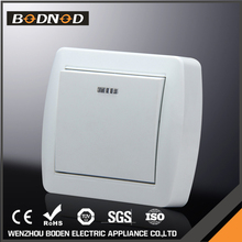 touch wall switch/touch screen wall switch/wall switch hidden camera abs material and brass parts hot sale
