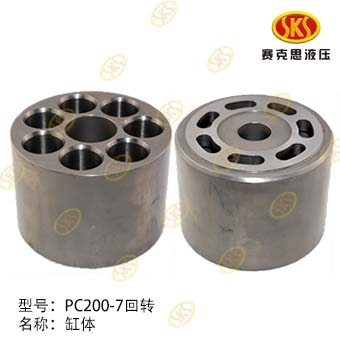 Construction machine PC220-7 LMF45 excavator hydraulic swing motor repair parts have in stock china factory