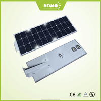 Smart LED Solar Street Light All in One Street Light / Integrated Solar LED Street Light