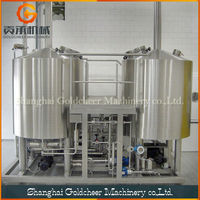 Large Small Commercial Beer Brewery Equipment