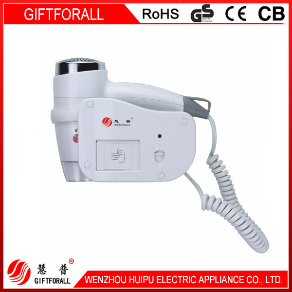 Wholesale China Market Wall Mounted Hairdryer