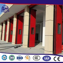 Outer Opening Automatic Industry Overhead Door