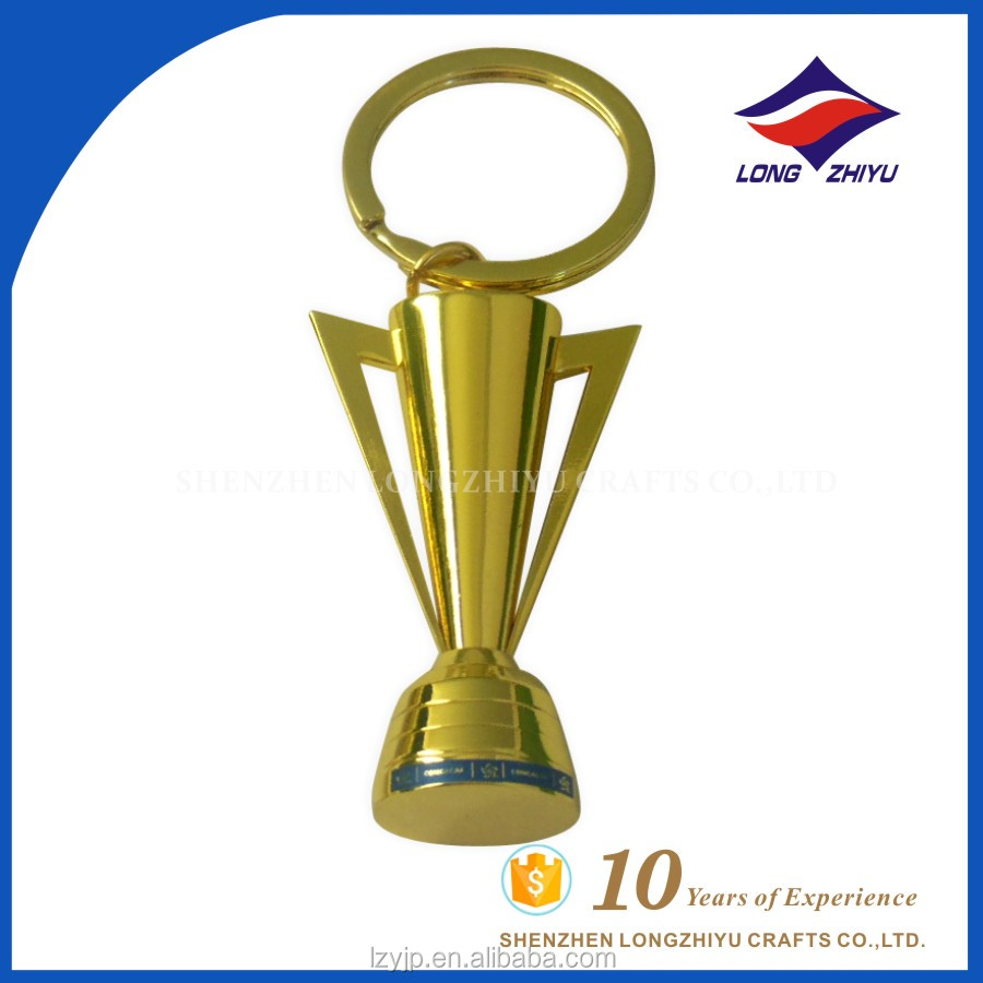 Promotional Gifts Shenzhen Crafts Brass Ornament Antique Trophy Key Chains