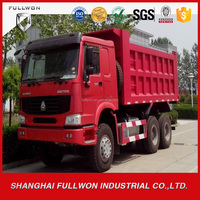 Sinotruk 6x4 HOWO Used Dump Truck For Sale