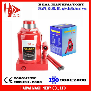 Hot Sell Hydraulic Car Jack 50T