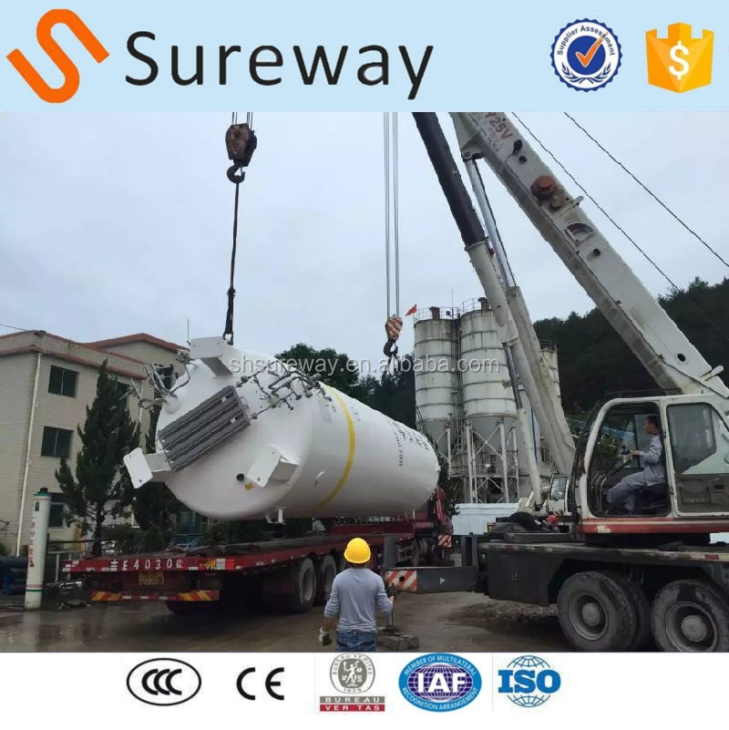 Cryogenic Tank LNG/L-CNG Liquid Storage Tank for Filling Station