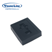Dongguan Factory plastic blister packaging tray usb flash drive blister pack