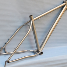 titanium fat bike frame price catalogue