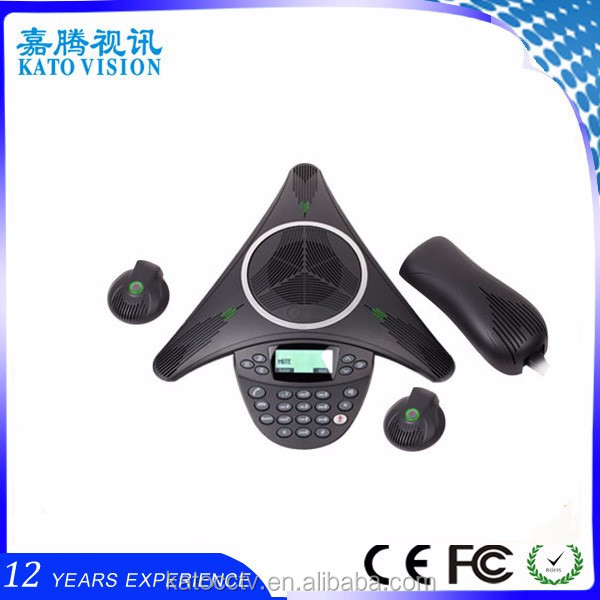 Wireless desktop conference speaker usb omnidirectional microphone for video conference system