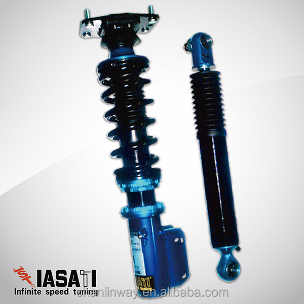 Racing Telescopic Suspension shock absorbers coilover for VW POLO