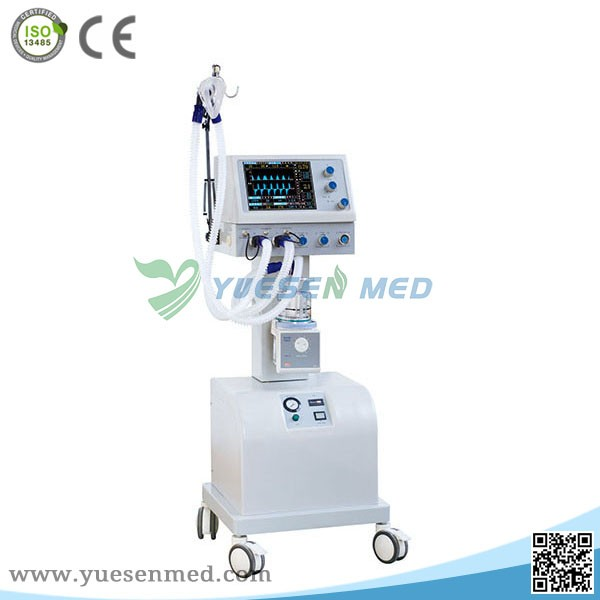10.4'' LCD mobile icu ventilator machine price