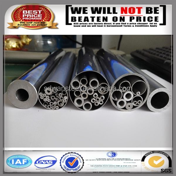 seamless small diameter chrome moly alloy steel pipe/tube