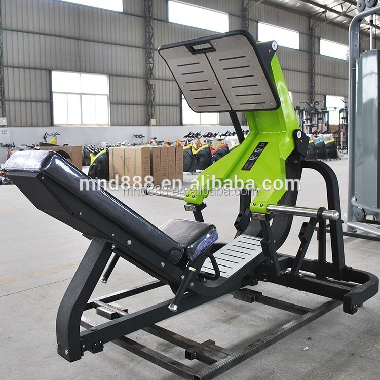 Plated Load Gym Machine Fitness Equipment