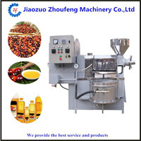 Stainless steel advanced design Seed Oil Extraction Machine/ cooking oil making machine with purifier