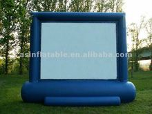 2012 top hot-selling sealed screen inflatable