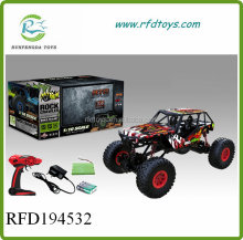 Hot selling high speed rc climbing car 1:10 2.4Ghz powerful rc car