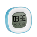 Power programmable digital timer switch for lights