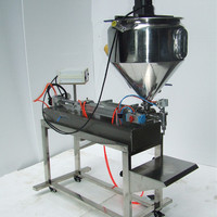 One Head Pneumatic Grease Filling Machine