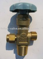QF-5T Brass CNG Tank Valve (cylinder kits)