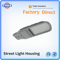 Die cast smd led street light housing 100w