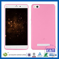 C&T 2015 New Hot Products Cell Phone Back Cover for Xiaomi M4i , Ultra thin TPU case for mi 4i