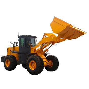 5 ton wheel loader, construction machines