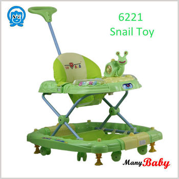 high quality smart multifunctional Baby walker