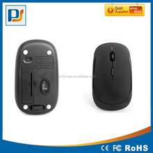 Wireless Mouse,2.4Ghz Wireless Optical Mouse with Nano USB Receiver, Adjustable DPI Level (1000/1500/2000)