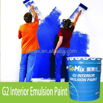 Easy to Apply G2 Interior Acrylic Latex Paint