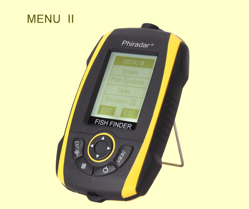 2016 hot sell wireless fish finder built in lithium for Battery powered fish finder