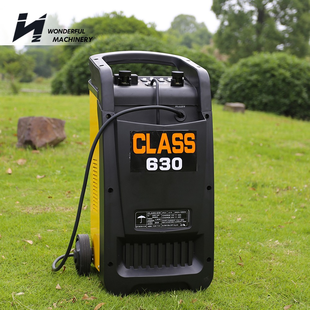 Cheap wholesale CLASS-530 12v 24v portable car battery charger