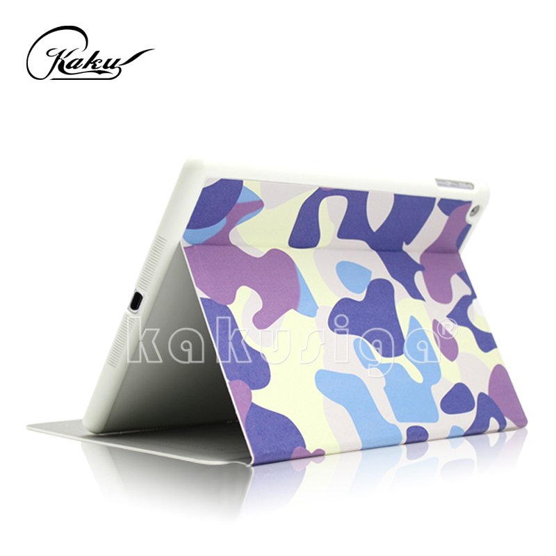 Camouflage pattern cover silicone 7-inch tablet