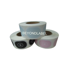 Printing Custom Adhesive Logo Candle Roll Sticker Label,Luxury Label Sticker For Candles.