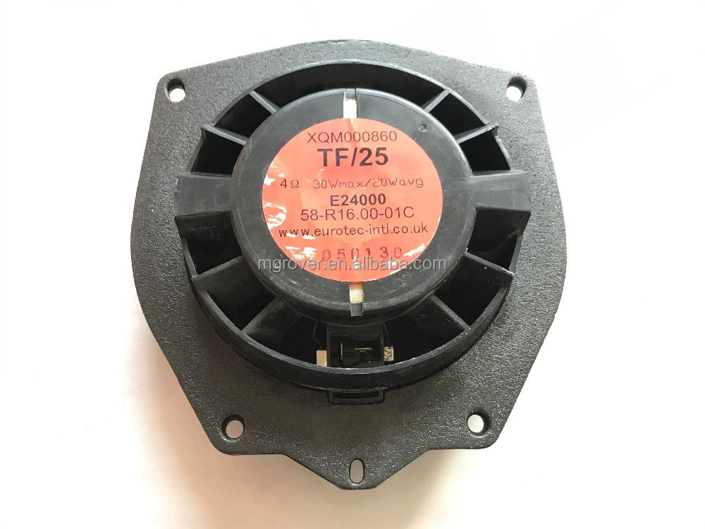 MG TF Rover 25 Front Single Cone Speaker XQM000860