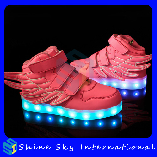 Party events wenzhou led shoes men, latest led shoes men, bag light second hand shoes kampala uganda shoes for women