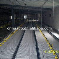 Huabo poultry farm chicken automatic chain feeder
