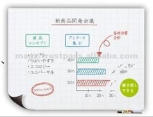 Magnet white board , standard and custom , made by Japan