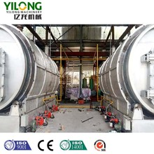 continuous tyre pyrolysis plant in pakistan