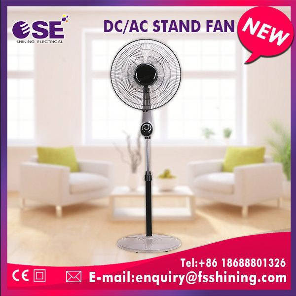 Brand new geepas rechargeable stand fan for wholesale