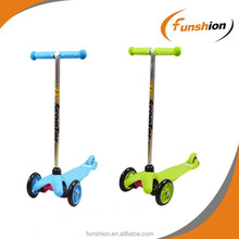 wholesale light up children scooter with EN71 certificate