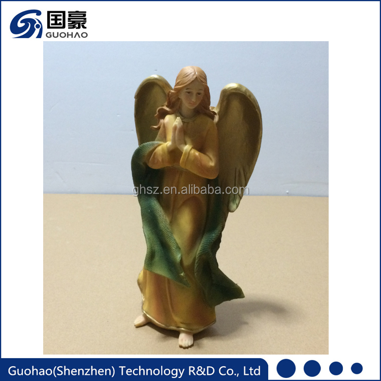 New design China Manufacturer low price christmas nativity set