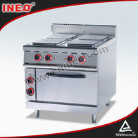 Restauant Electric Range Oven/Electric Oven With Hot Plate/Gas Cooking Range With Oven