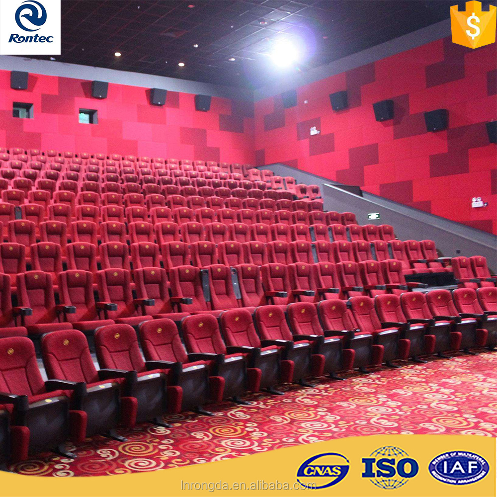 decorative sound absorbing panels material for cinema banquet hall