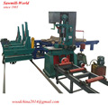Sawmill-world Automatic Sawing Machine Vertical Bandsaw Sawmill