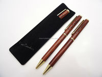 Retractable Wood Pen